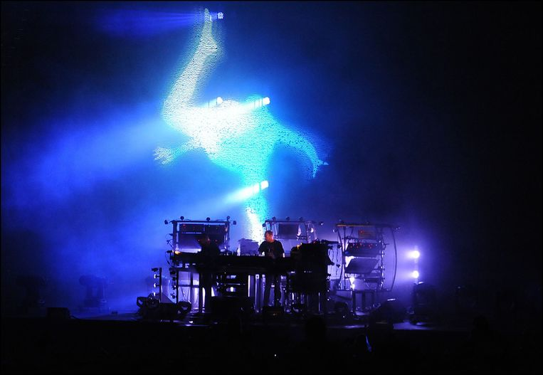The Chemical Brothers Beeld photo news