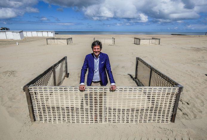 Volgens toerismeschepen Anthony Wittesaele (GBL) ligt de grootste oorzaak van de aanhoudende problemen met jongeren in Knokke-Heist bij hun opvoeding.