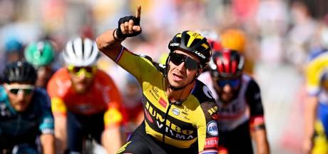 Tour de Wallonie: deuxième succès pour Dylan Groenewegen