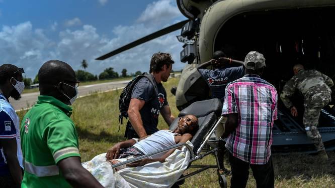 Meer dan week na zware aardbeving in Haïti nog 24 overlevenden gered