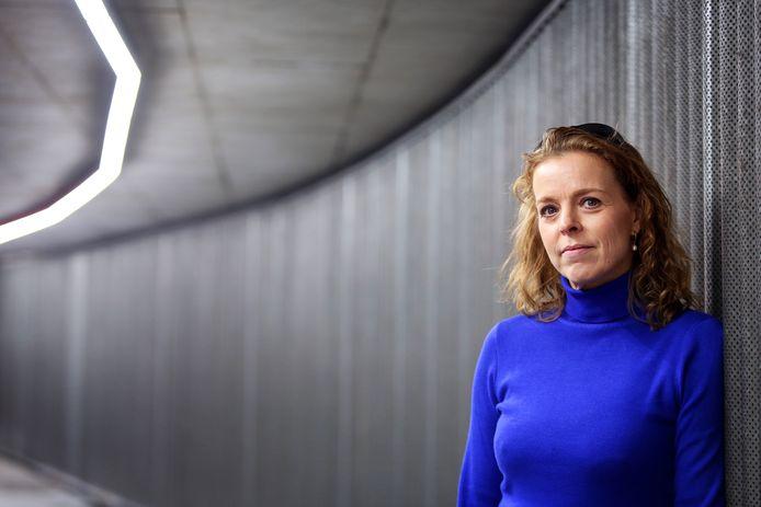 Greetje Bos is wethouder Leefbaarheid, Wijkveiligheid, Financiën en Energie in Breda.