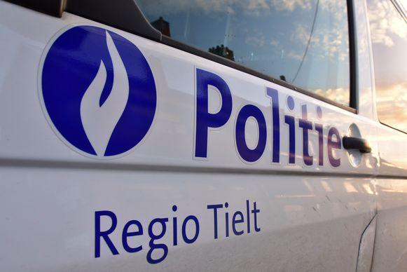 De politie van de zone Regio Tielt stond in voor de vaststellingen van het ongeval.