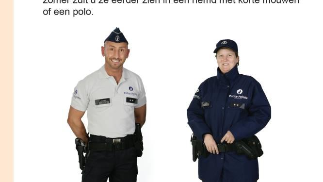 """Lokale politiezone koopt op eigen houtje zwarte polo's: """"Niet schrikken, wij gaan er wat anders uitzien"""""""