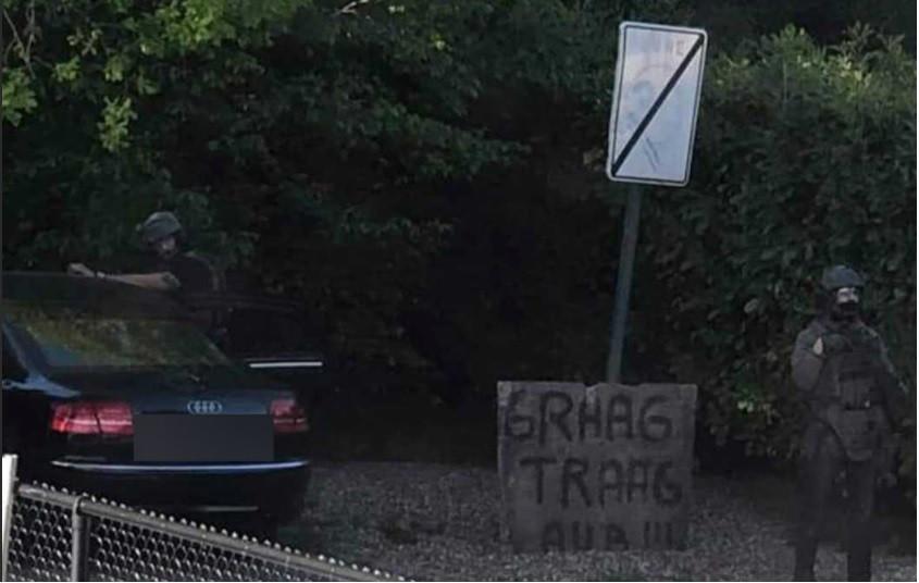 Auto gevonden in zoektocht naar militair