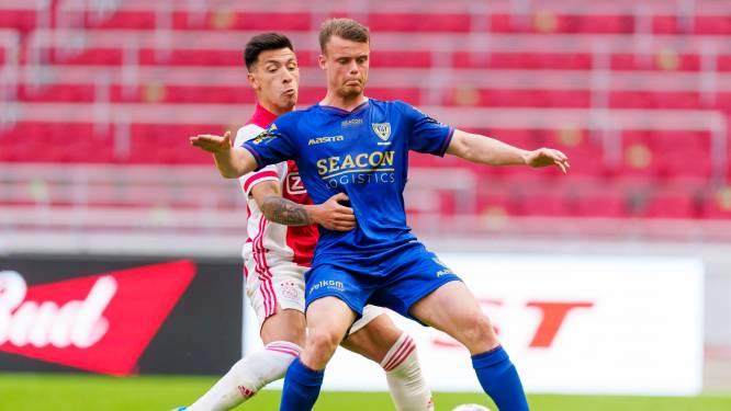 Ajax geeft VVV en topscorer Giakoumakis laatste zetje naar de Keuken Kampioen Divisie