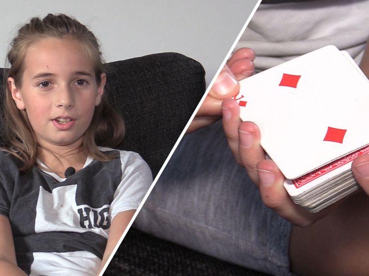 Hocus Pocus! Pim (10) goochelt met kaarten en betovert familie en vrienden