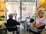 Contact met ouderen in zorgcentrum straks vanuit een mini-kas
