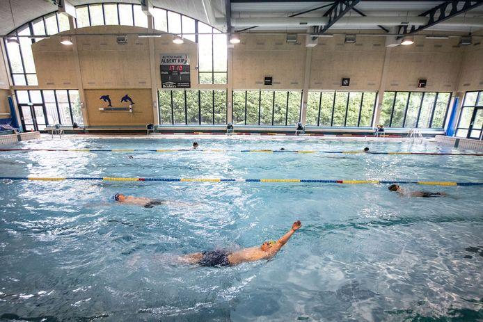 Sportcentrum Vondersweijde wordt verbouwd, maar voor minder geld dan in eerste instantie de bedoeling was.