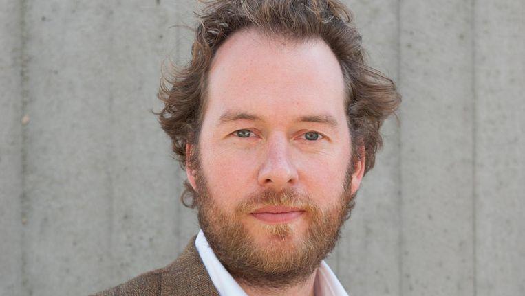 Jeroen De Man: 'Manieren van improviseren, van theatermaken, dat zijn dingen die je opdoet en meeneemt' Beeld Janiek Dam