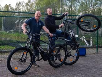 Nu ook eléktrische mountainbikes op parcours Edegemse Bergen