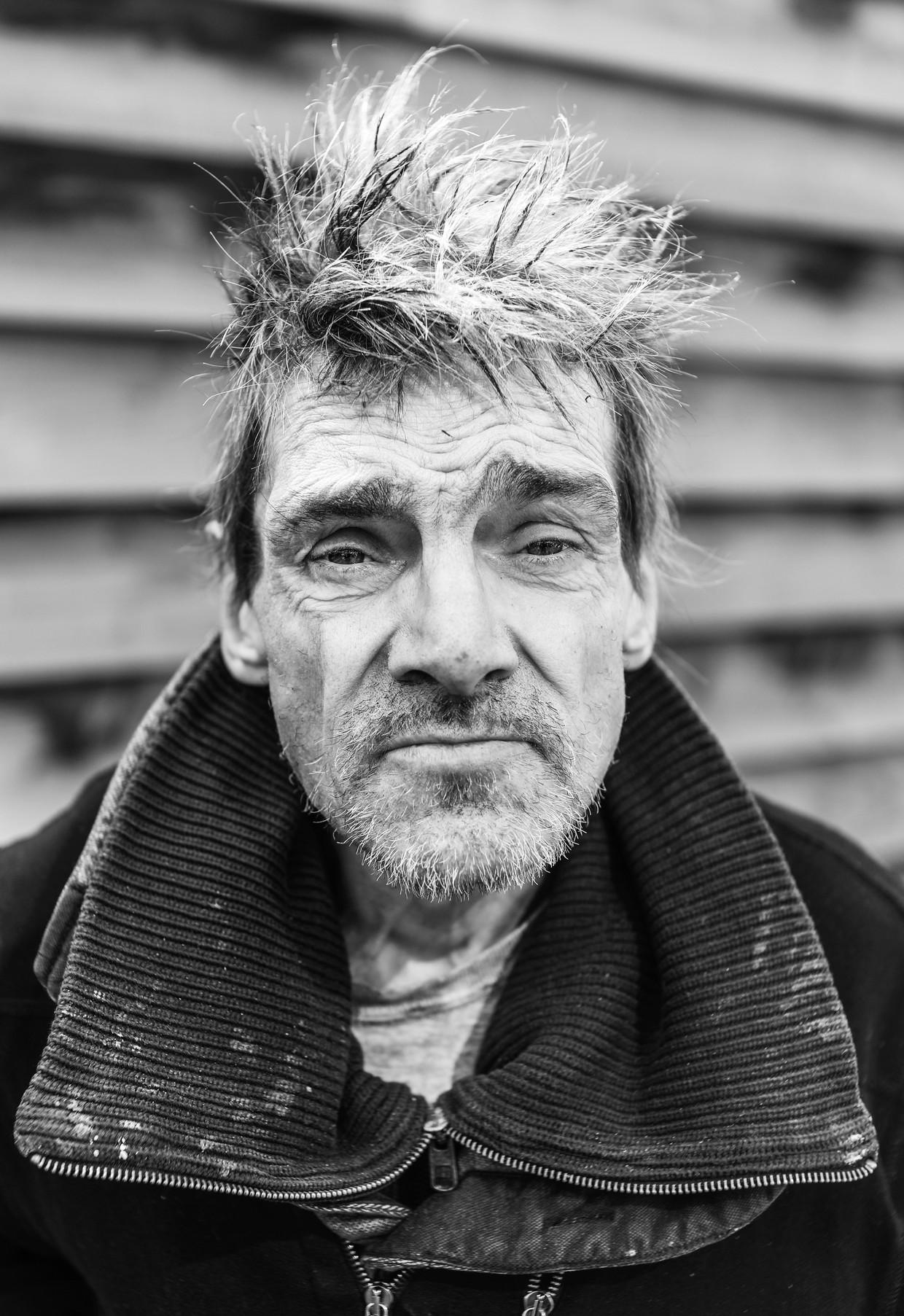 Paul Günther leefde jarenlang met heroïne.