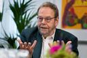 Wil van Pinxteren, cultuurbestuurder in Brabant.