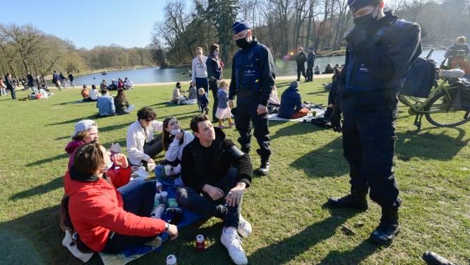 """La police sera bien présente au Bois de la Cambre pour le faux festival """"La Boum"""""""