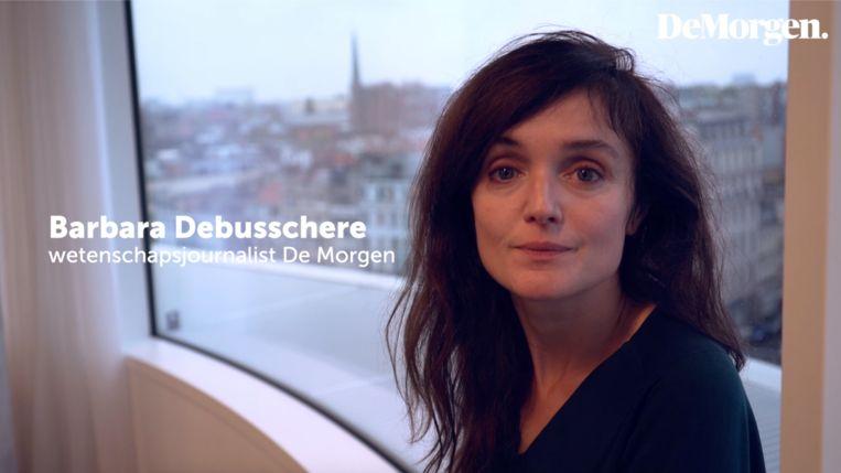 Barbara Debusschere. Beeld Sam Feys