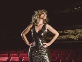 Cabaretvoorstelling Nele Bauwens in De Werf