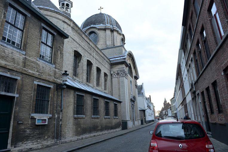 Meer Comfort Voor Zusters In Engels Klooster Brugge In