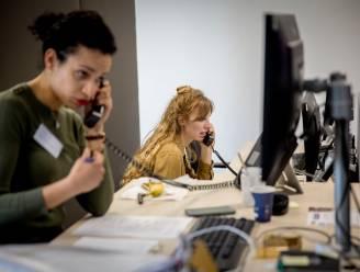 """Contacttracing gaat er in België heel anders aan toe: """"In Nederland duurt gesprek 2 uur, hier kwartier"""""""