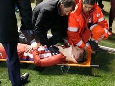 Torres na hoofdblessure weer terug bij Atlético