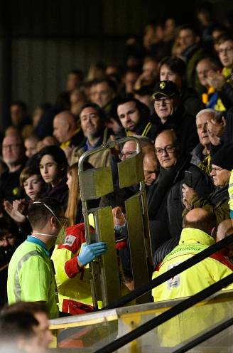 Twee fans gereanimeerd tijdens bekervoetbal: hulpdiensten redden supporters in Lier en Denderleeuw