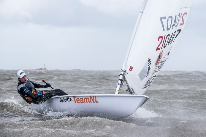 @ Sander van der Borch / Watersportverbond