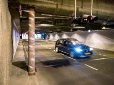 'Schuldige' onvindbaar; Gemeente Arnhem gaat afbrokkelende tunnel zelf maar repareren