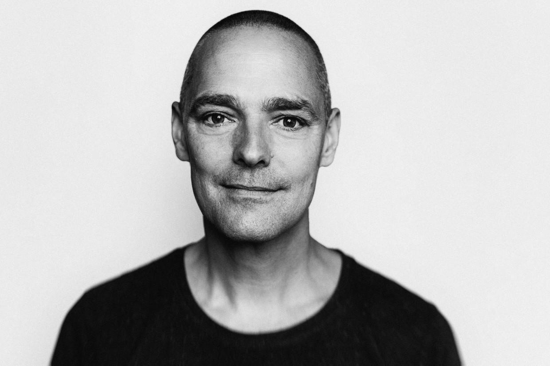 Jan Pieter Ekker is Chef Kunst van Het Parool. Beeld © Jitske Schols