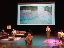 Tekenaar Ben Luderer en de zangeres Linde Schöne hebben eindelijk hun Nijmeegse cultuurprijzen