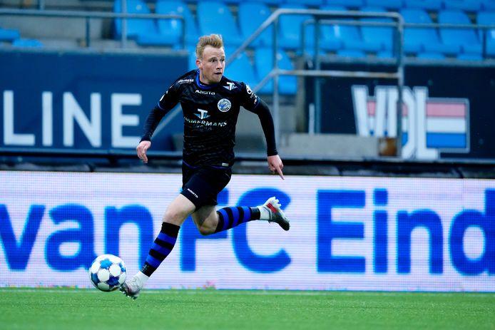 Tegen Roda JCvlogen ze er allemaal in, op bezoek bij FCEindhoven vond hij het doel niet: Romano Postema benutte vrijdag geen van de kansen die hij kreeg namens FCDen Bosch.