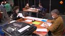 Een beeld uit de NOS-reportage in Bernheze.