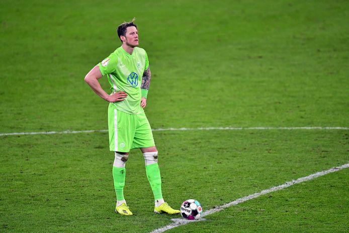 Wout Weghorst zit niet bij de selectie van Oranje.