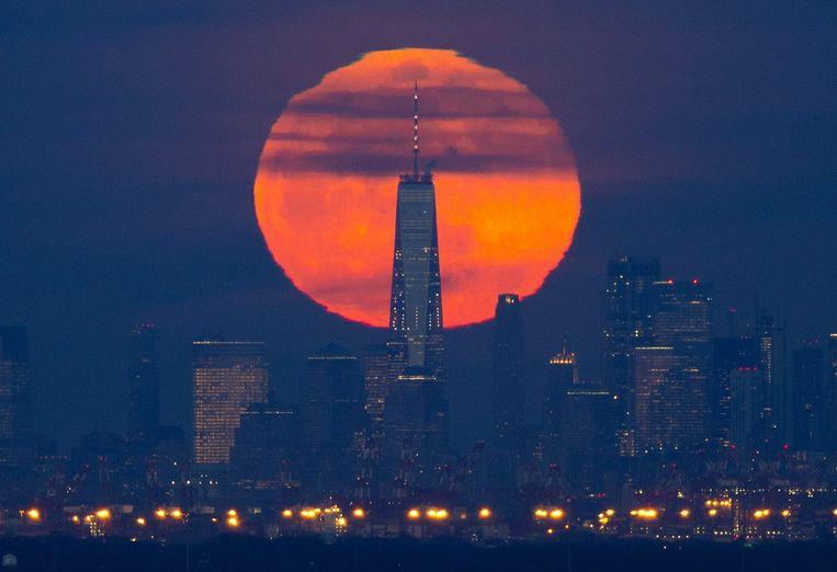 New York. Beeld Photo News