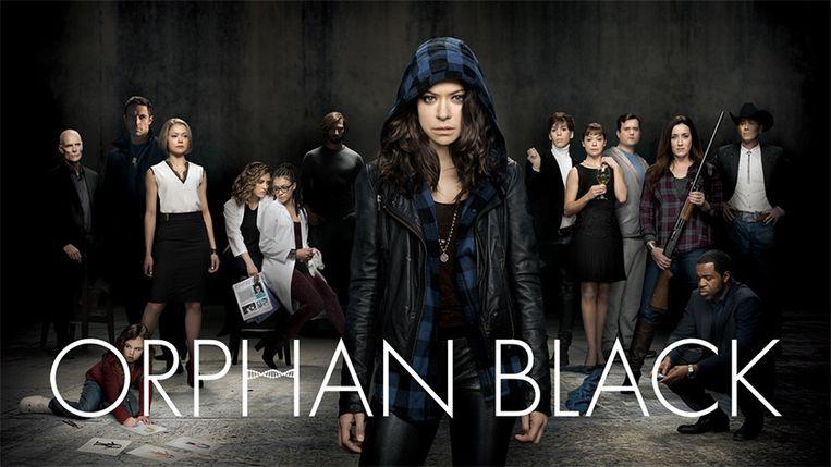 BBC-reeks 'Orphan Black' is niet voor de Amerikanen beschikbaar, wel voor de Belgen. Beeld BBC
