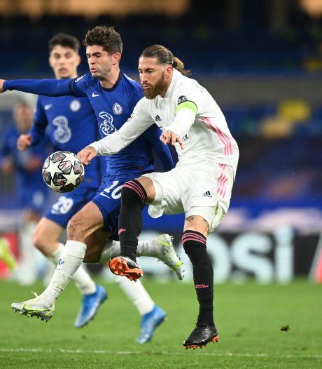 Sergio Ramos heeft laatste wedstrijd voor Real Madrid mogelijk al gespeeld