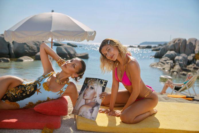 Bella Hadid et Hailey Baldwin