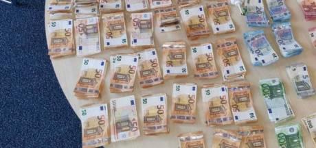 Wat gebeurt er met drugs, geld en goederen die door agenten in beslag worden genomen?