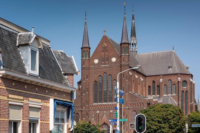 De prijs voor een woning in Heilig Hartkerk in Boxtel ligt tussen de 4 ton en 1 miljoen euro.