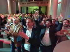 Winst voor VLP en GroenLinks, Roosendaalse Lijst blijft grootste