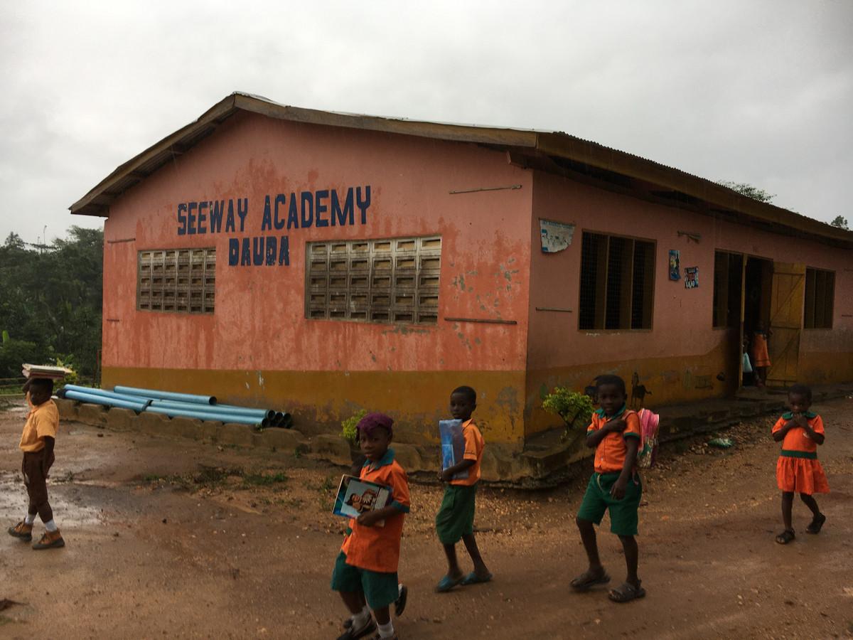 Veluwse Fietsen Voor School En Geloof Naar Ghana Foto Destentor Nl