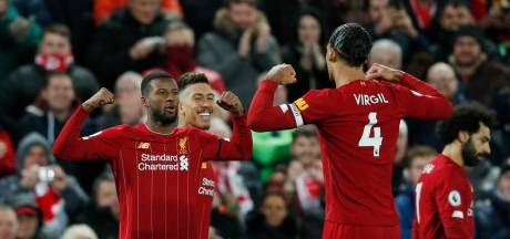 Liverpool door ongekende blunder Fabianski moeizaam langs West Ham