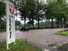 Geen kunstgrasveld bij Jong Brabant in Berkel-Enschot, dus ook geen opblaashal