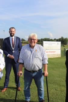 Drie leden van jubilerende kynologenclub in Gorinchem verrast met koninklijke onderscheiding