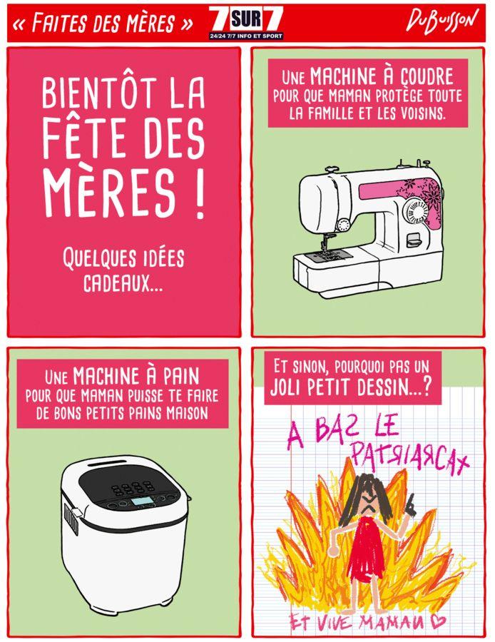 """""""Faites des mères""""."""