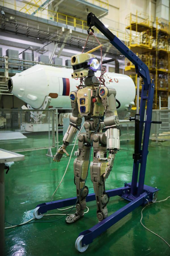 Fedor gaat tien dagen laten zien wat hij kan bij lage zwaartekracht.