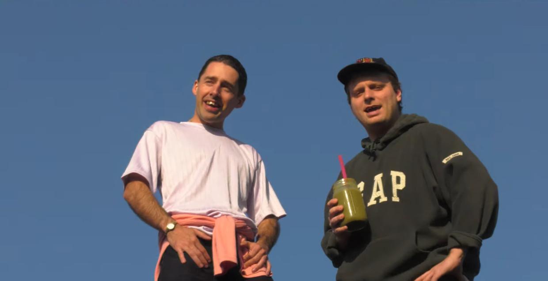 Mac DeMarco & Juan Wauters Beeld x