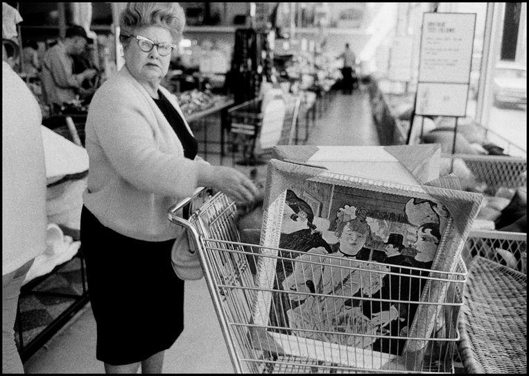 Los Angeles, 1964. Beeld © Bruce Davidson / Magnum Photo