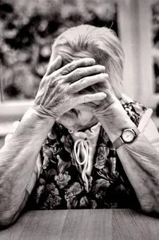Alzheimer: alsof er een aardbeving is in je hoofd