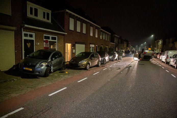 Consternatie in de Molenstraat.