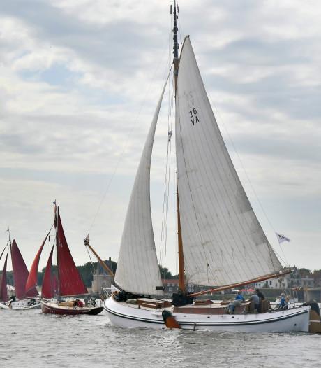 Hardzeildag in Veere: 'Sommige van deze boten zijn honderd jaar oud'
