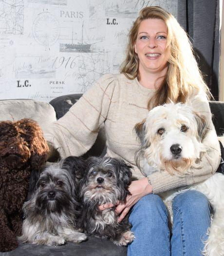 Almelose Ramona ontzet over dumpen dode hond: 'Zij verdient waardig afscheid'