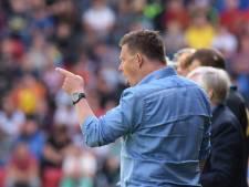 Stegeman viert feestje niet mee: 'Ben trots op ploeg, maar we hebben nog niets gewonnen'